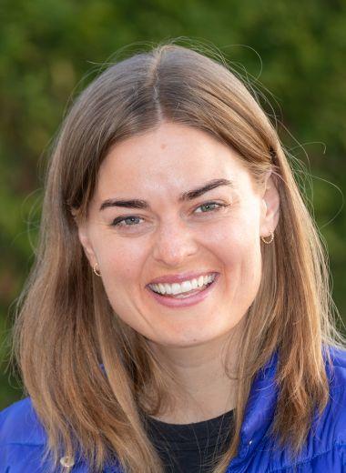 Profilbilde: Iris Aunvik Tveten