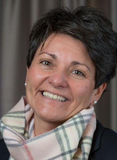 Profilbilde: Trude Fjærli Giskås