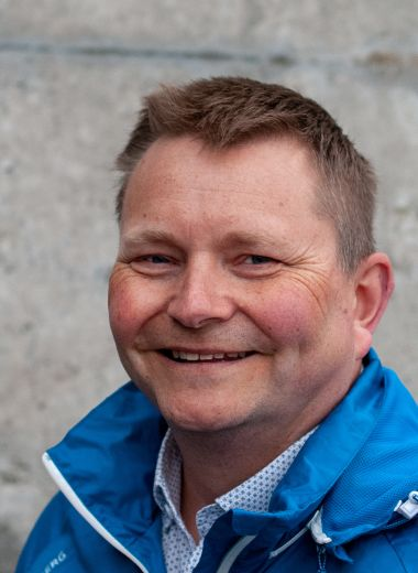 Profilbilde: Ole Andreas Gundersen