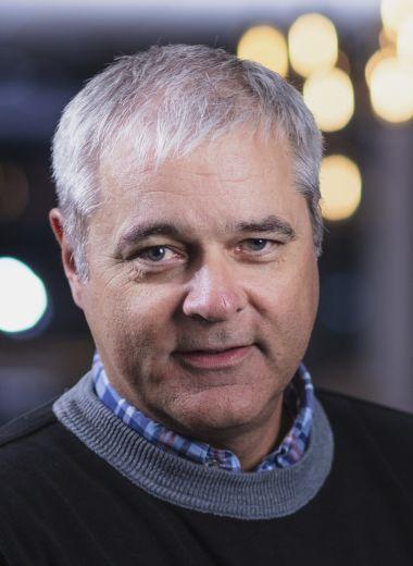 Profilbilde: Sverre Solberg