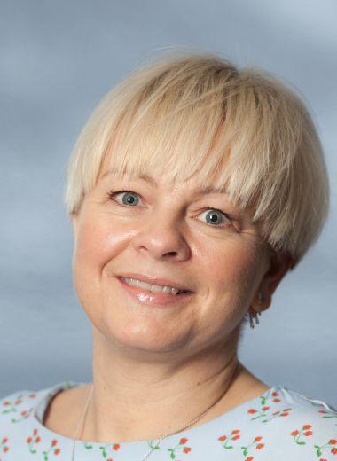 Profilbilde: Nina Margrethe Dons-Hansen