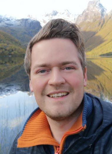 Profilbilde: Markus Halftan Barth Akselbo