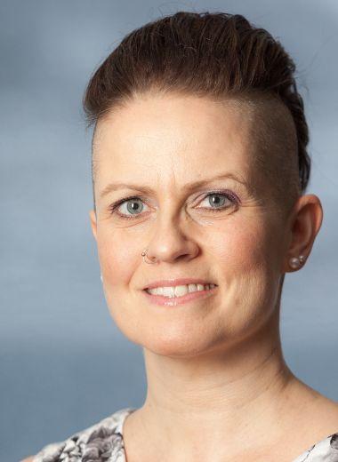 Profilbilde: Vibeke Julie Solfjell
