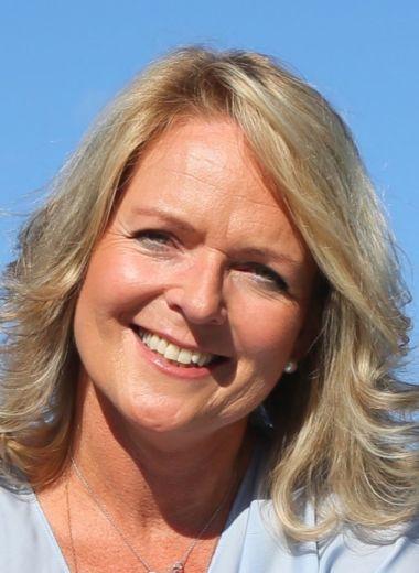 Profilbilde: Anne Catrine ( Tine) Kleive-Mathisen