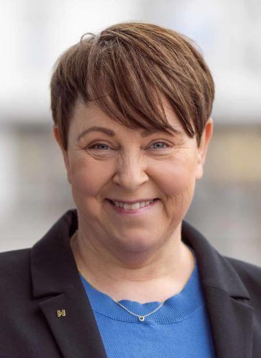 Profilbilde: Linda Dagestad Øygarden