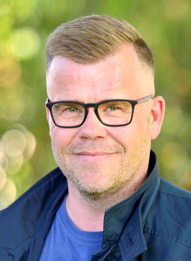 Profilbilde: Gunvald Salte Falkum