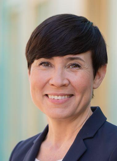 Profilbilde: Ine Eriksen Søreide