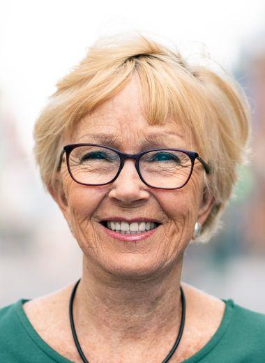 Profilbilde: Bodil Inger Ridderseth Larsen