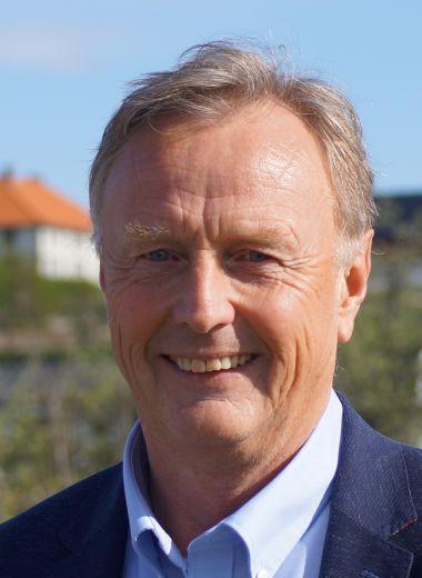 Profilbilde: Bent Gurholt