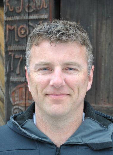Profilbilde: Frode Haugen