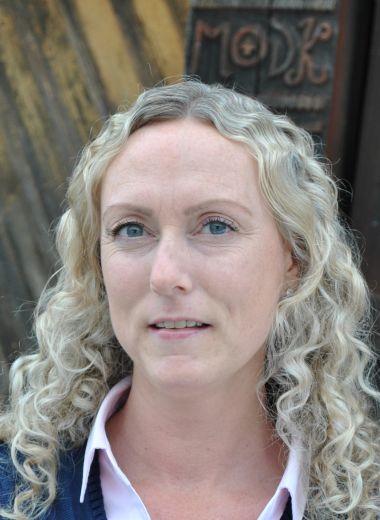Profilbilde: Ida Kristine Hjertholm Bergan