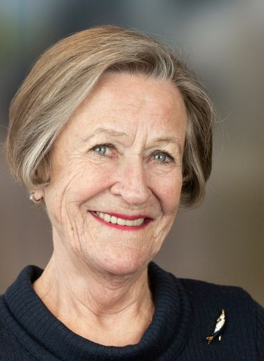 Profilbilde: Berit Tomelthy Fjeldheim