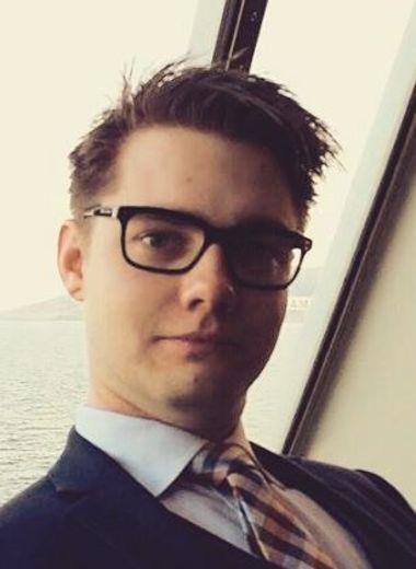 Profilbilde: Sverre Strand Teigen