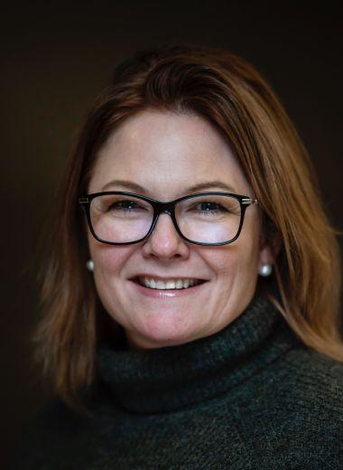 Profilbilde: Lene Holmer Barron