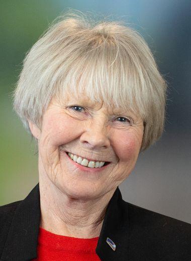 Profilbilde: Grete Horntvedt