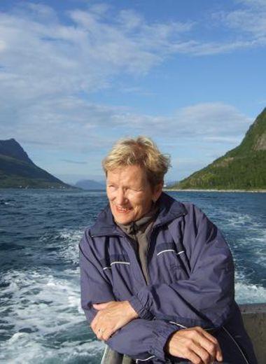 Profilbilde: Lillian Solstad