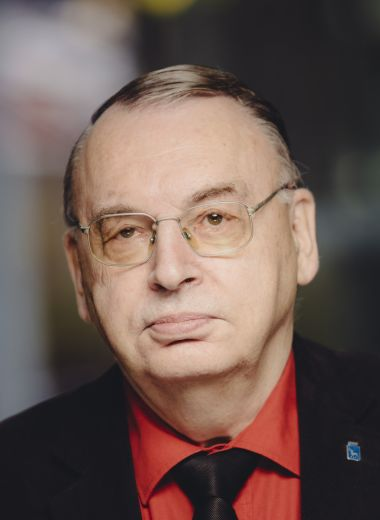 Profilbilde: Gunnar Pedersen