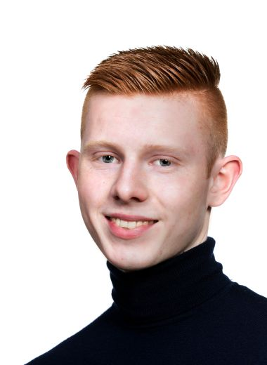 Profilbilde: Adrian Taranger