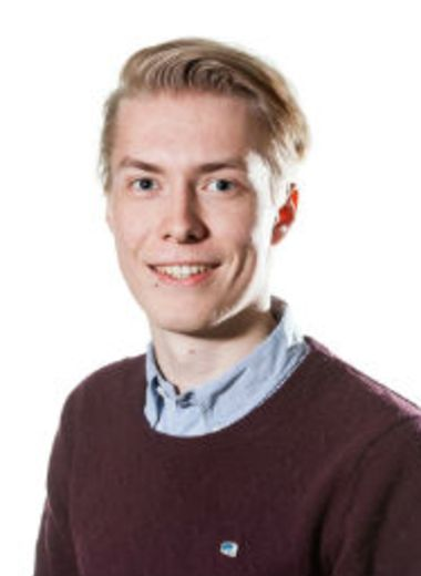 Profilbilde: Victor Fuglaas Holte-Nilssen