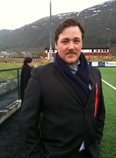 Profilbilde: Ottar Eiksund Røyset