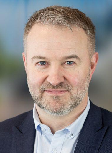 Profilbilde: Lars Vestnes
