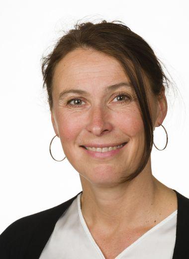 Profilbilde: Åse Margrete Kjustad Eriksson