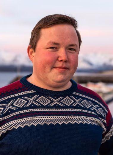 Profilbilde: Jens-Aleksander Butter Simonsen