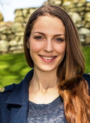 Profilbilde: Sandra Hausken
