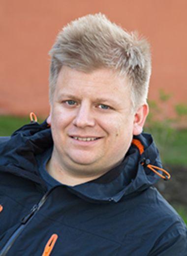 Profilbilde: Bjørn Einar Østensen