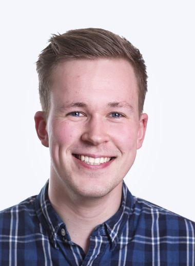 Profilbilde: Morten Landråk Asbjørnsen