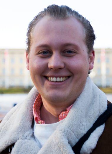 Profilbilde: John-Andre Kongsvik