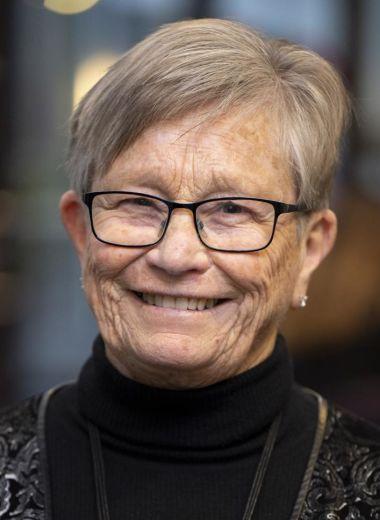 Profilbilde: Sigrid Marie Thielemann