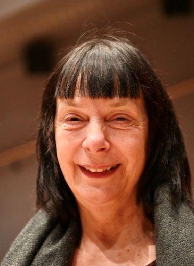 Profilbilde: Anne Margrethe Bjørnerud