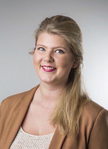 Profilbilde: Ragnhild Fagerbakke