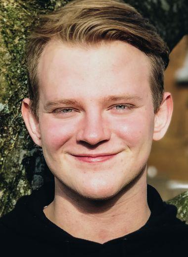 Profilbilde: Fredrik Rannestad Samuelsen