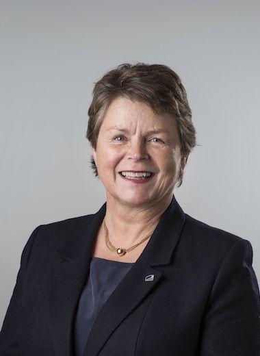 Profilbilde: Mona Røsvik Strømme