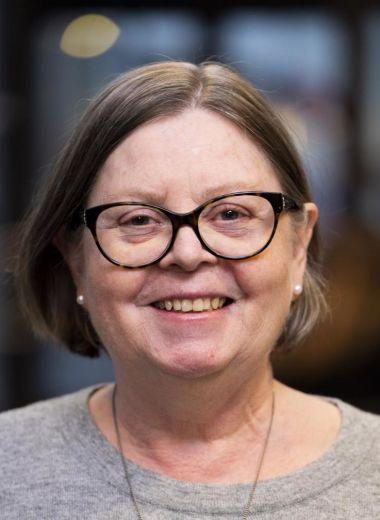 Profilbilde: Margaret Sandøy Ramberg
