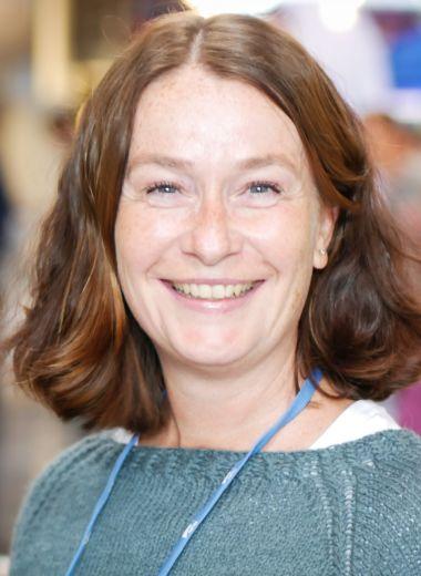 Profilbilde: Nina Bakken Bye