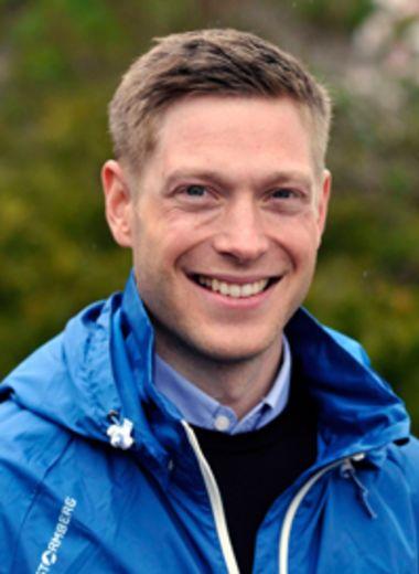 Profilbilde: Peter André Schwarz