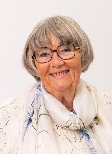 Profilbilde: Karin Solberg Mathisen