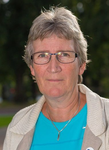 Profilbilde: Kristin Haftorn  Johansen