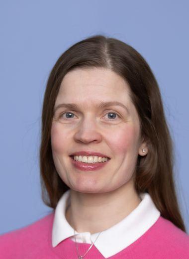 Profilbilde: Christine Klippenvåg Nordgård