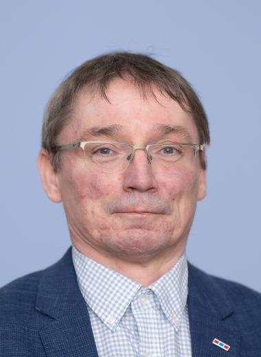 Profilbilde: Øivind Skogstad Hansen