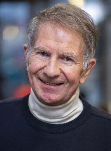 Profilbilde: Tore E. Brath