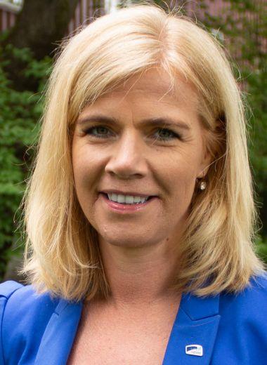Profilbilde: Therese Mossing Eidsaune