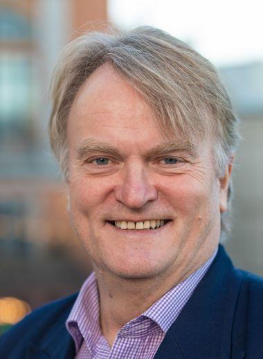 Profilbilde: Ove Bernt Trellevik