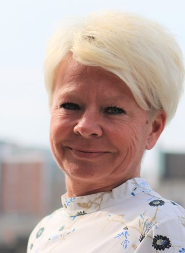 Profilbilde: Kathrine Sætre Evensen