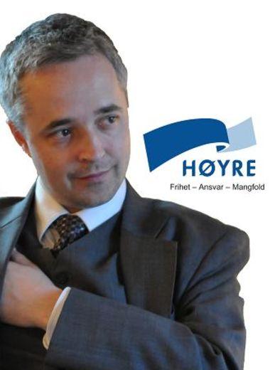 Profilbilde: Frode Stenstrøm