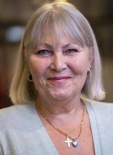 Profilbilde: Hilde Holm
