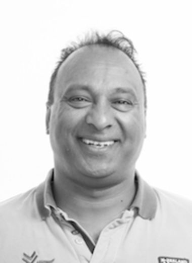 Profilbilde: Syed Haider Gilani